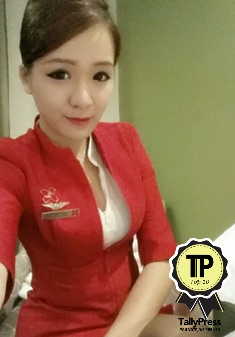 airasia stewardesses