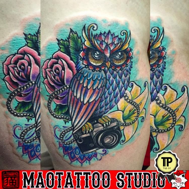 tattoo studios