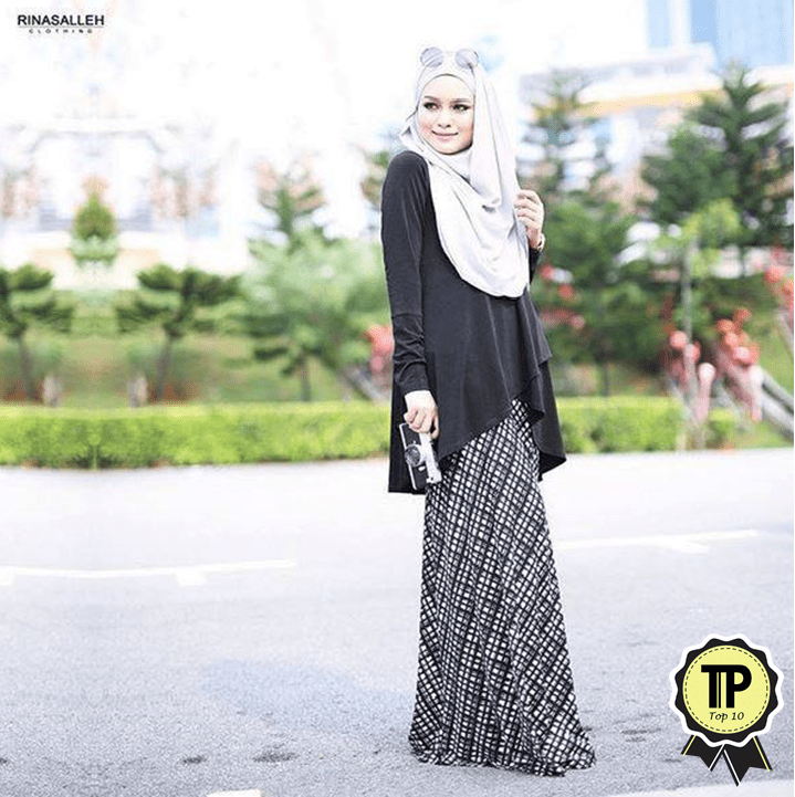 Malaysia 39 S Top 10 Muslimah Fashion Brands Tallypress