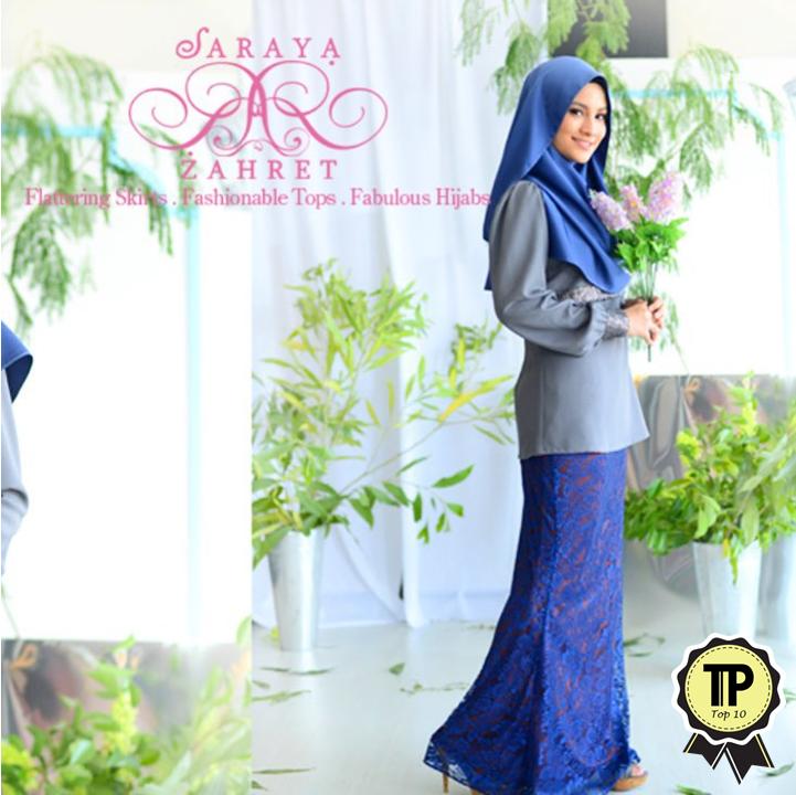 Online Shop Fashion Muslimah