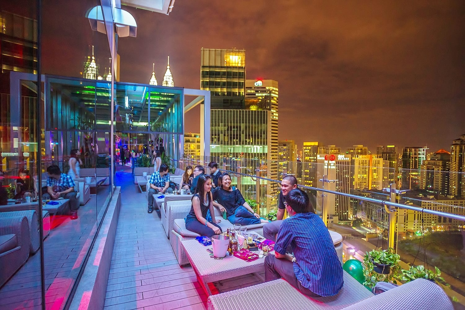 10 Restaurants Bars That Gives You The Best View Of Kuala
