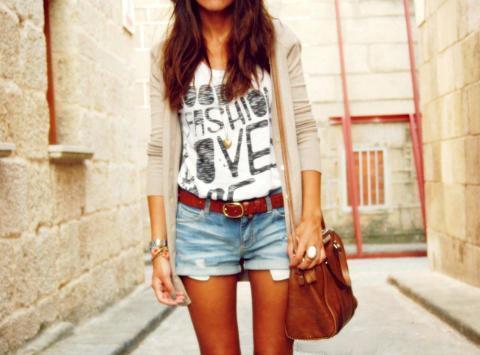 Самые красивые и модные девушек