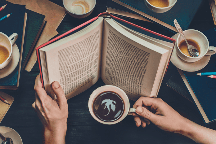 These 7 Cafés are Perfect for Book Lovers