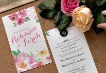 Top 10 Wedding Stationery Makers in Klang Valley