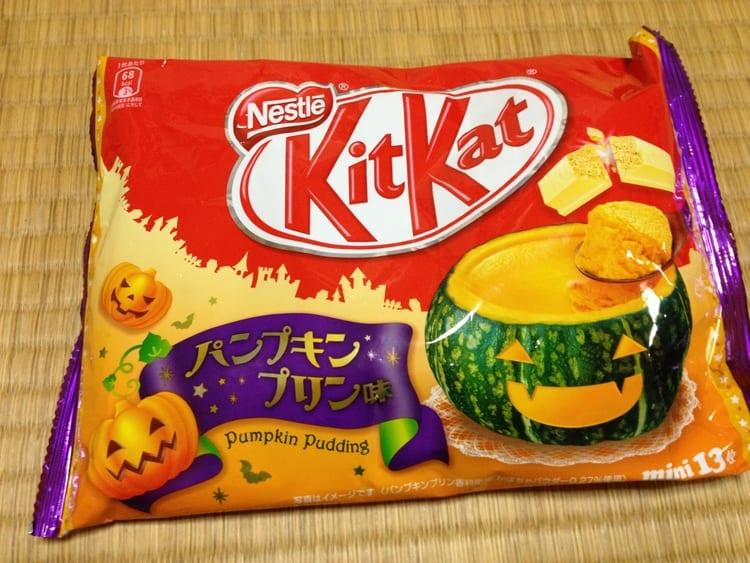kitkat flavours