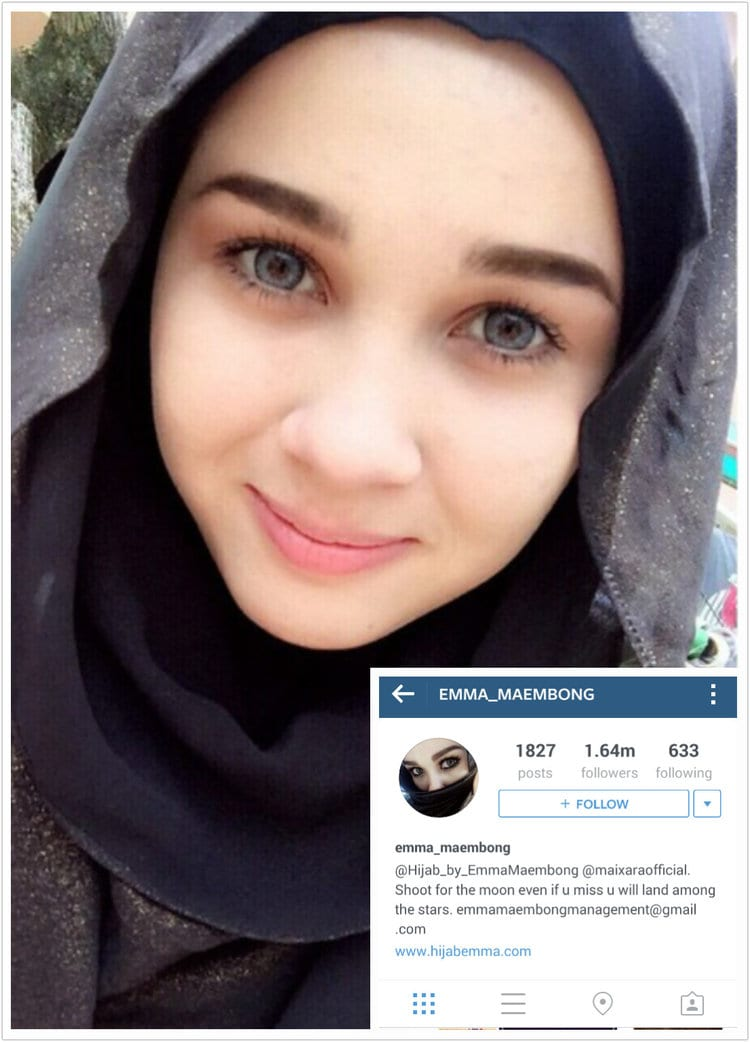 TOP 100 Most Popular Malaysians On Instagram