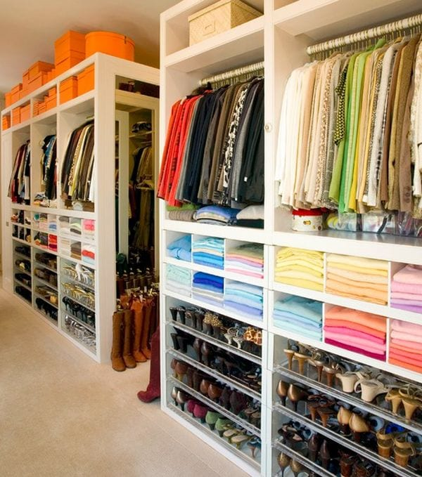 ways to organize your closet | winda 7 furniture