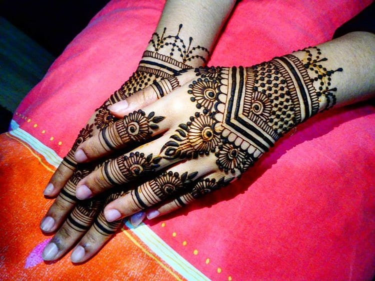 Image credit: Khair Henna