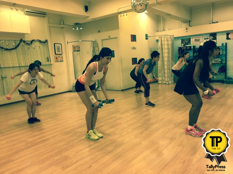 top-10-dance-studios-in-singapore-bolly-dancing-studio