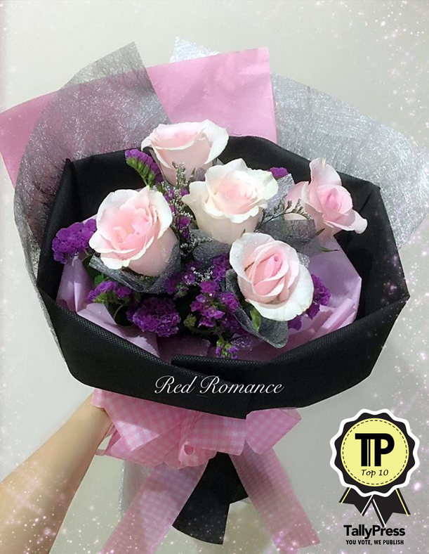 Red Romance Floral Design & Gifts