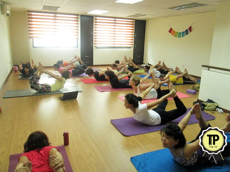 Yoga Space Penang