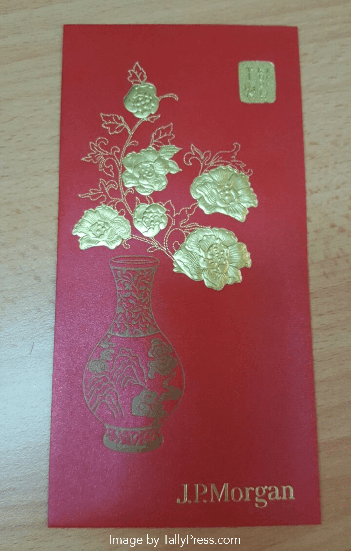 2017 Ang Pao Design by JP Morgan Chase Bank