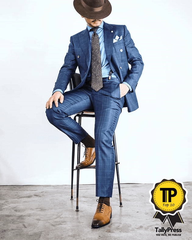Singapore's Top 10 Local Fashion Brands Benjamin Barker