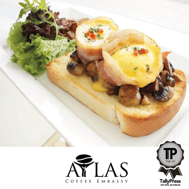 Top Brunch Cafés in Johor Bahru Atlas Coffee Embassy