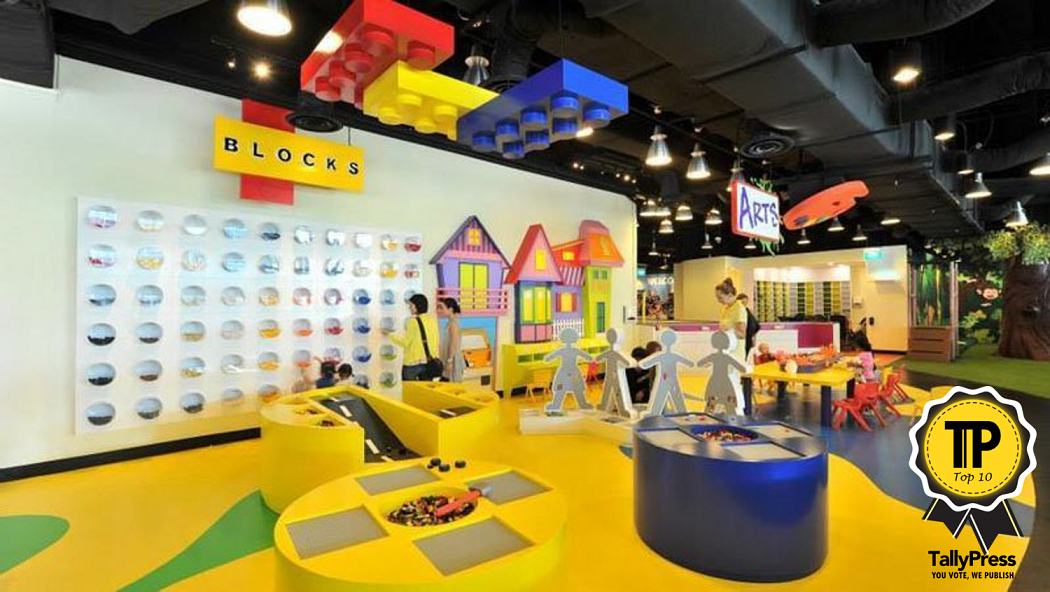 Top 10 Child-Friendly Cafés in Singapore Cool de Sac