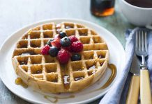 Top 10 Places for Waffles in Singapore