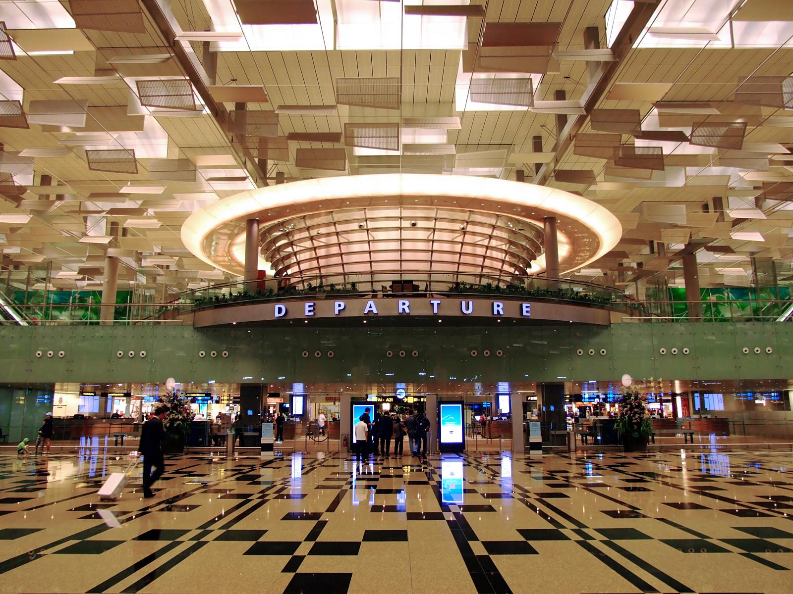 Home Interior Design Malaysia 10 Cool Things You Can Do At Singapore S Changi Airport