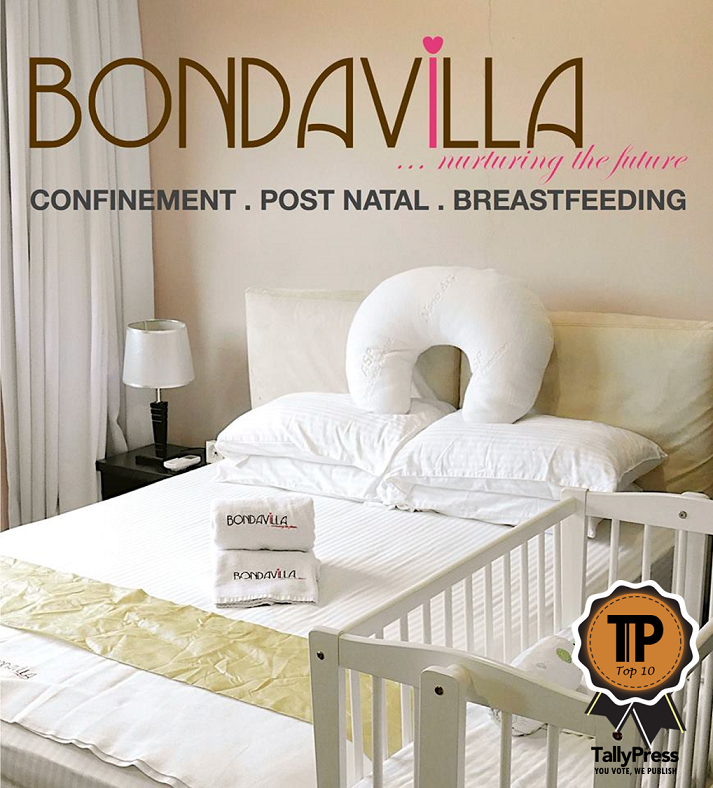 Top 10 Confinement Centres in KL & Selangor Bondavilla