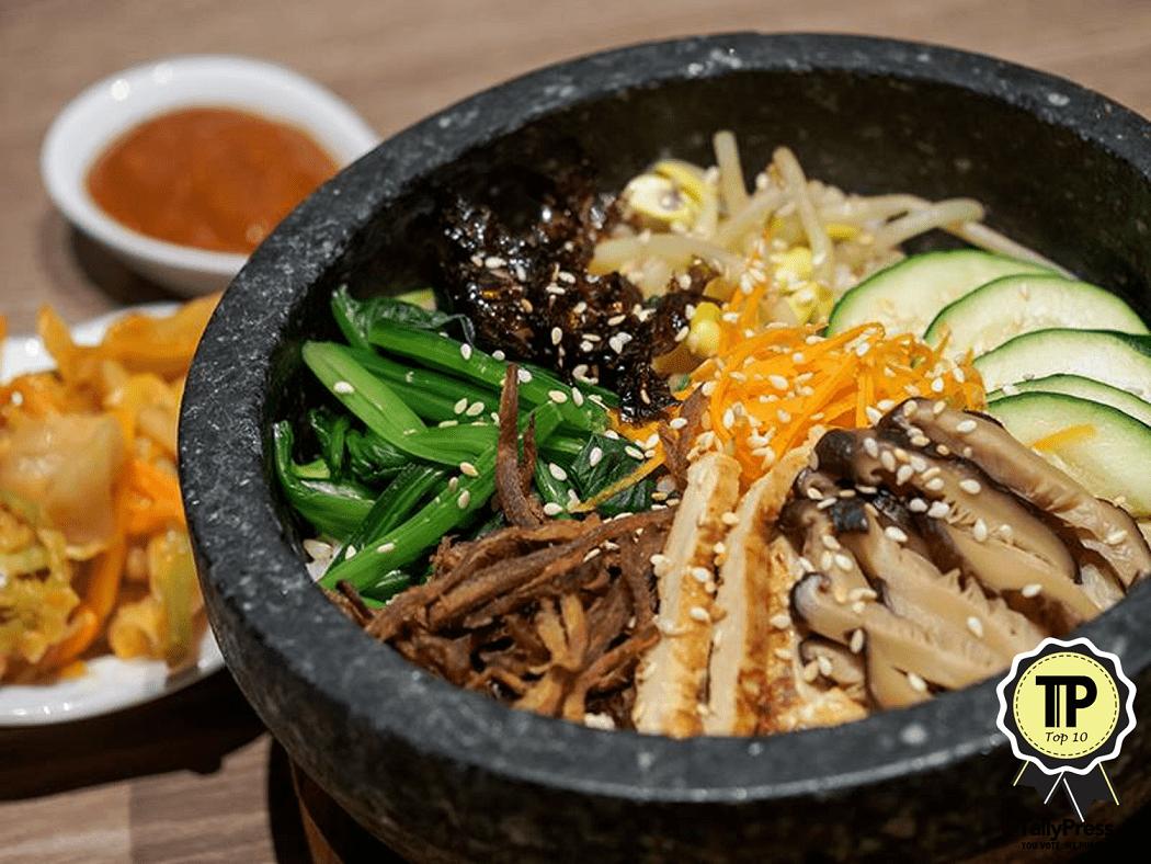 Top 10 Healthy Eateries in Singapore Genesis Vegan Restaurant