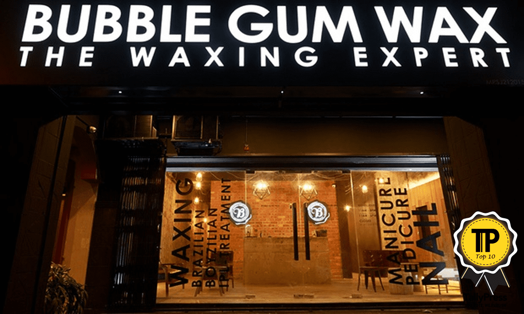 Top 10 Waxing Salons in KL & Selangor Bubble Gum Wax