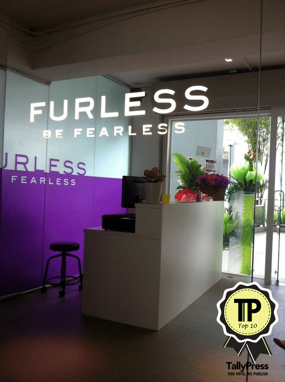 Top 10 Waxing Salons in KL & Selangor Furless Waxing
