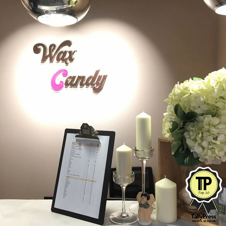 Top 10 Waxing Salons in KL & Selangor Wax Candy