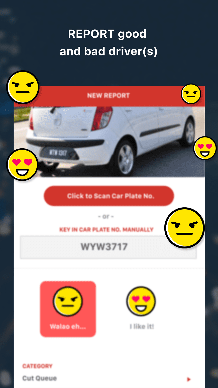 Syok Driver App
