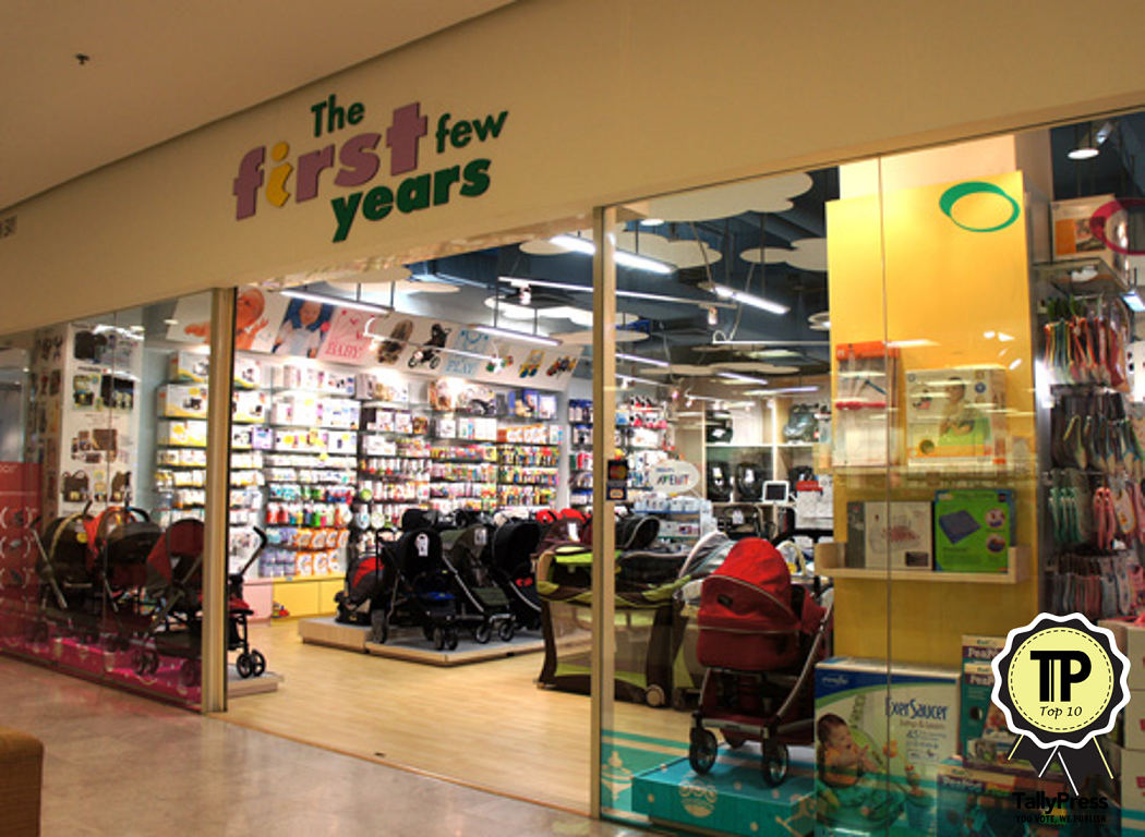 Top 10 Baby Shops in KL & Selangor First Few Years