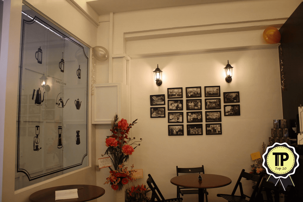 Top 10 Cafés in Ipoh The Roquette Cafe