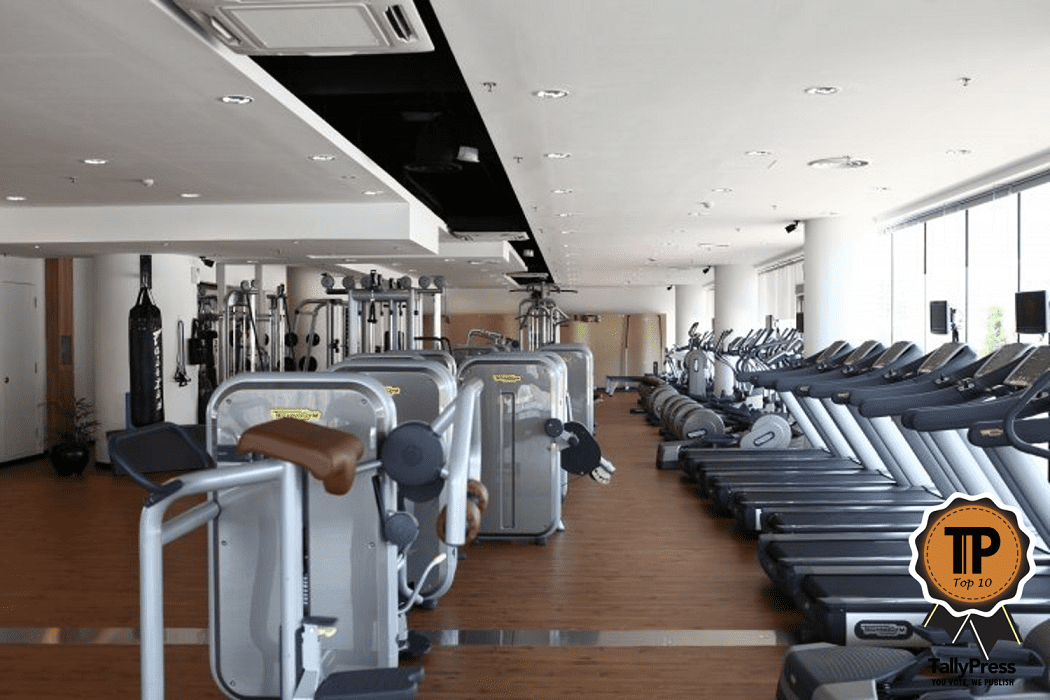Top 10 Fitness Centres in Singapore Amore Fitness