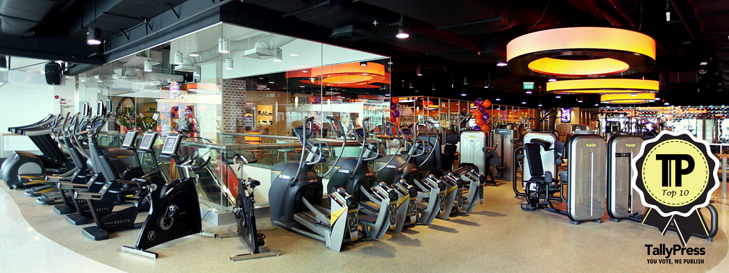 Top 10 Fitness Centres in Singapore Celebrity Fitness Singapore