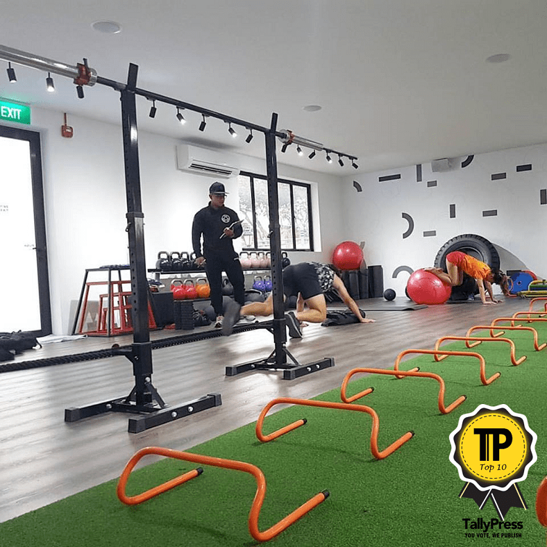 Top 10 Fitness Centres in Singapore Cell