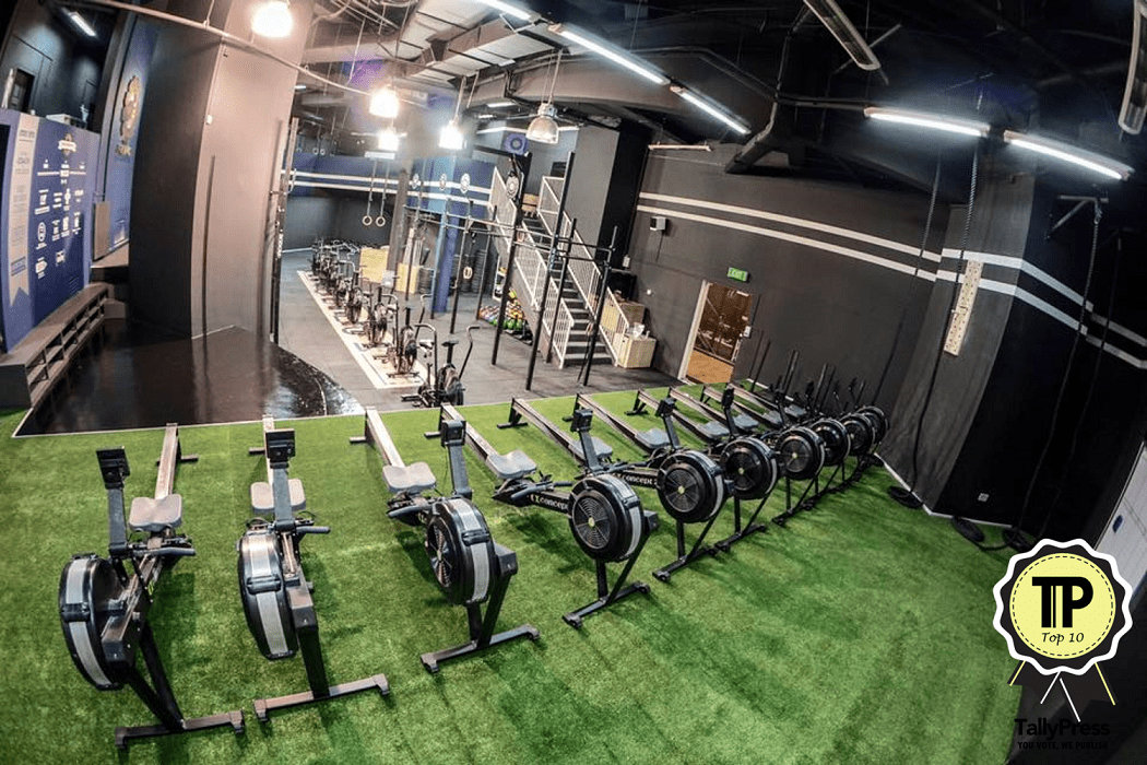 Top 10 Fitness Centres in Singapore Crossfit Mobilus