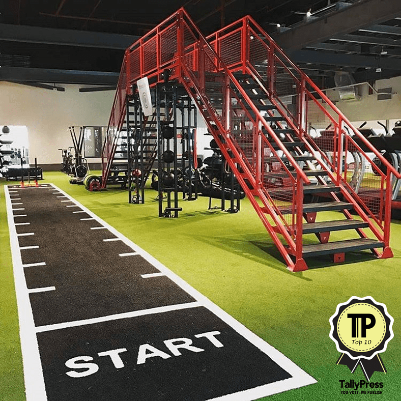 Top 10 Fitness Centres in Singapore Fitness First Singapore