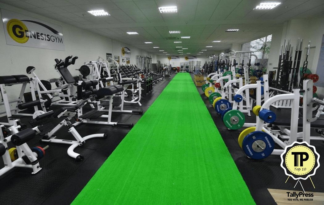 Top 10 Fitness Centres in Singapore Genesis Gym Singapore