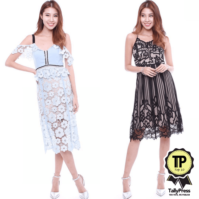 Top 10 Online Fashion Boutiques in Singapore Faire Belle