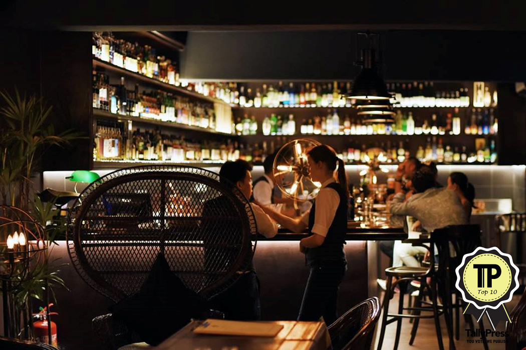 Top 10 Speakeasy Bars in KL & Selangor 61 Monarchy