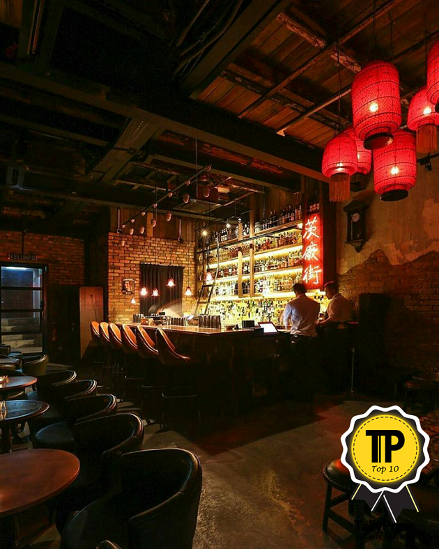 Top 10 Speakeasy Bars in KL & Selangor PS150