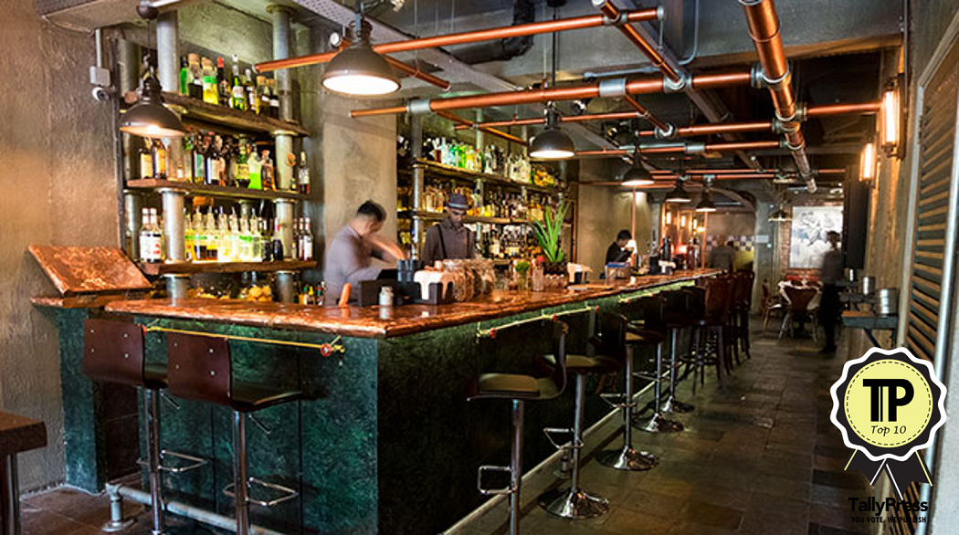 Top 10 Speakeasy Bars in KL & Selangor The Locker & Loft