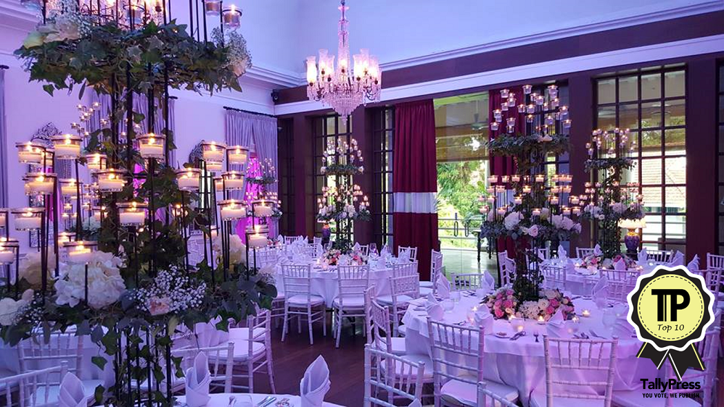 Top 10 Wedding Planners in Penang Floralsense Weddings and Events