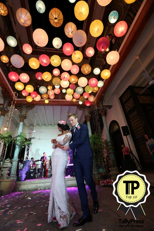 Top 10 Wedding Planners in Penang Touching Hearts Wedding Concepts