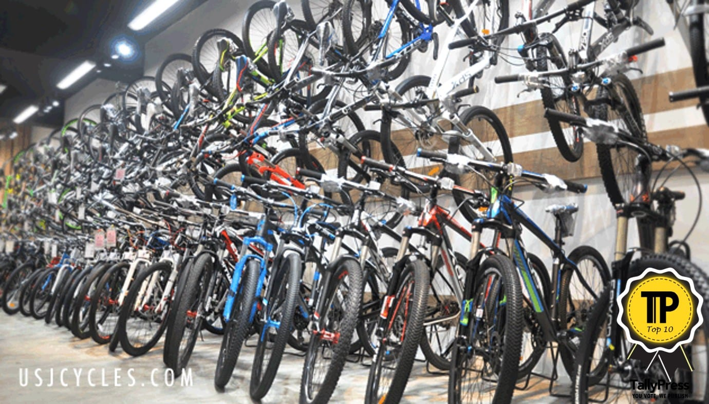 Top 10 Bicycle Shops In Kl Selangor