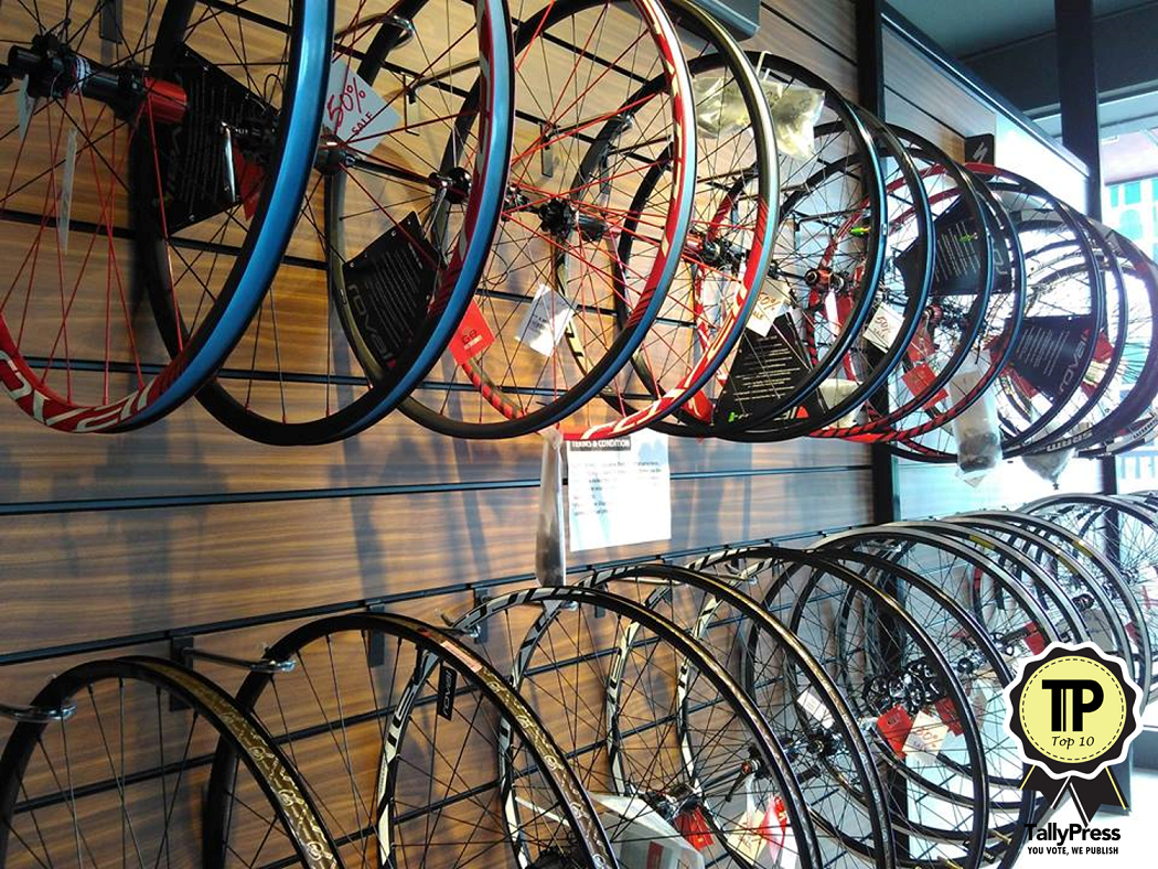 Top 10 Bicycle Shops in KL & Selangor GH Speedbikes