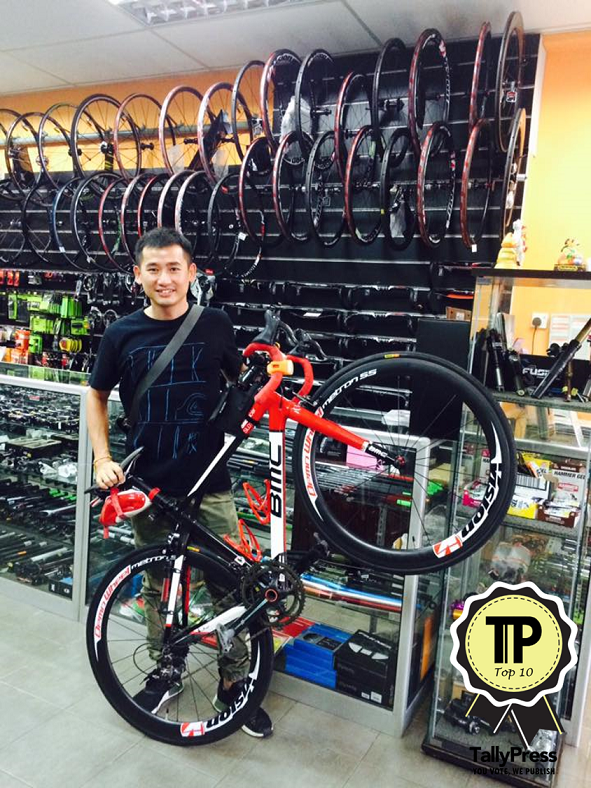Top 10 Bicycle Shops in KL & Selangor Sen Aik Trading