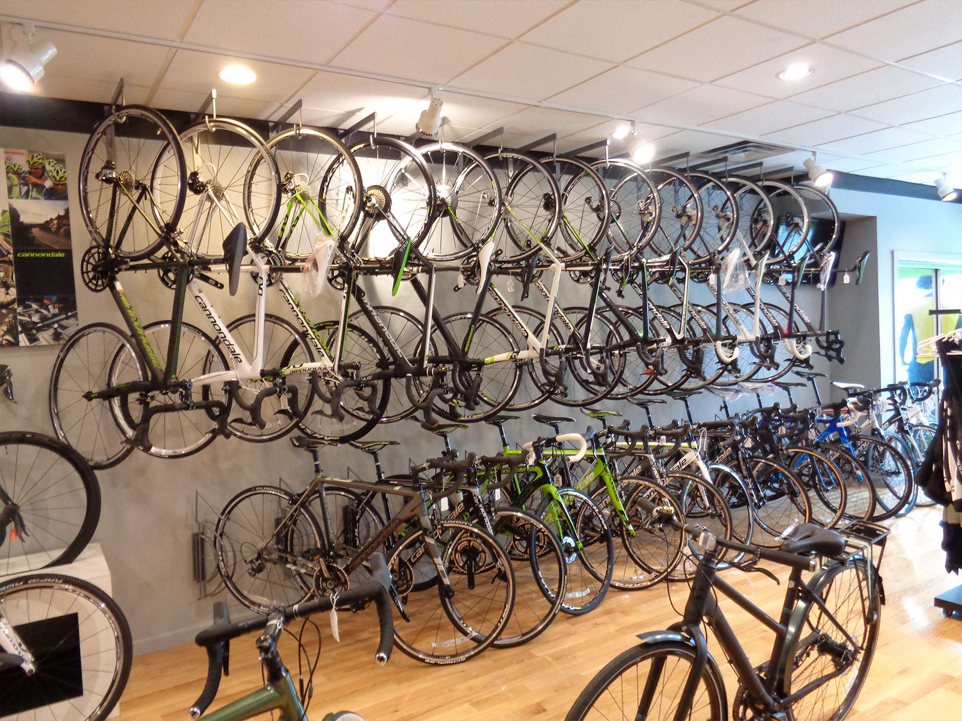 why do bike shops fail