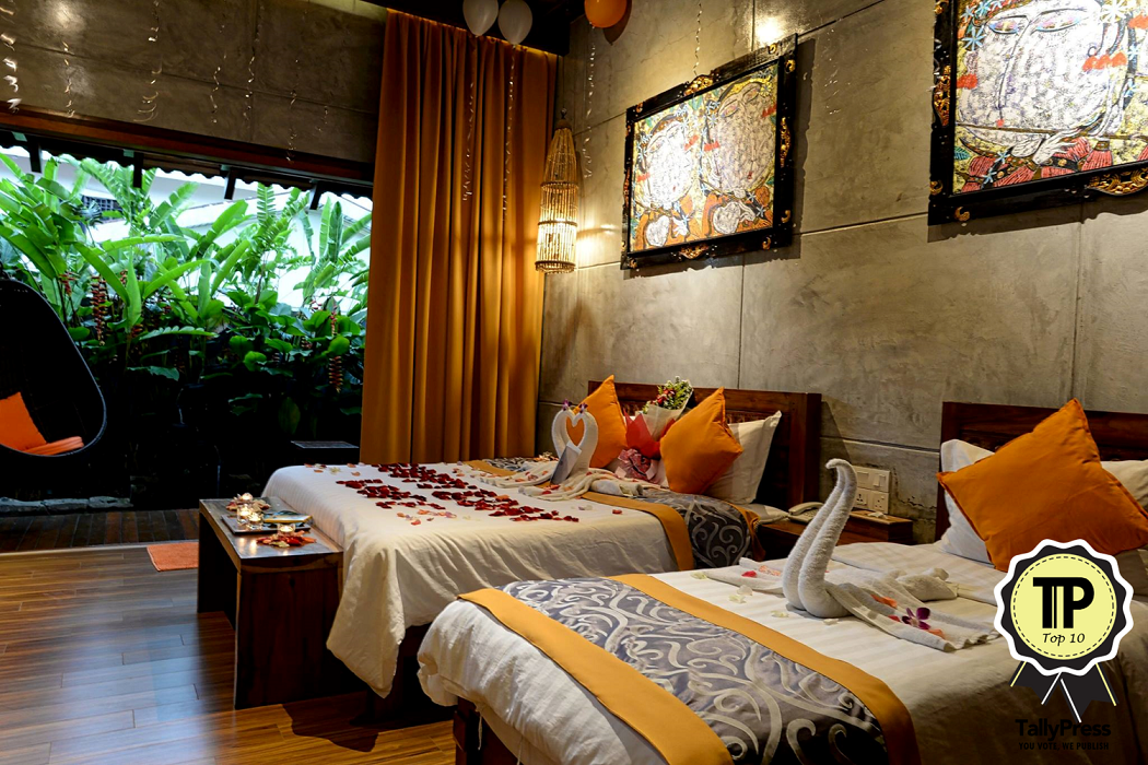 Top 10 boutique hotels in ipoh for Small boutique hotels bali
