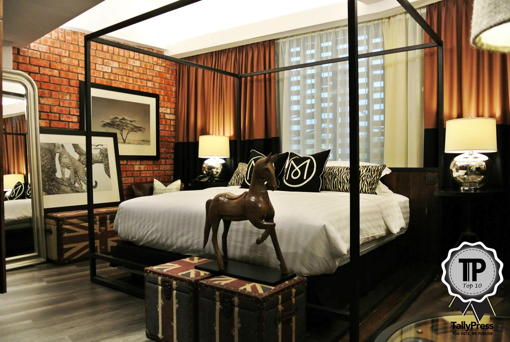Top 10 boutique hotels in ipoh for Great boutique hotels