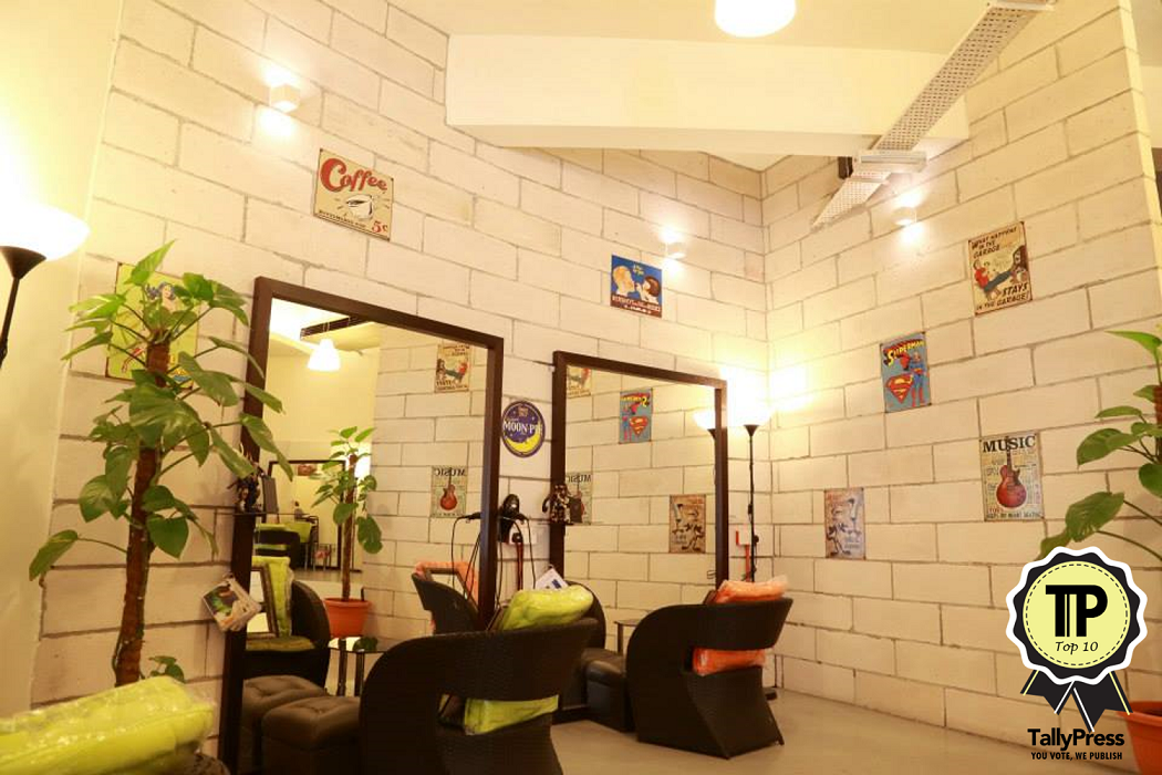 Top 10 hair salons in kl selangor for 76 salon mid valley