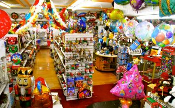 Top 10 Party Stores in Singapore