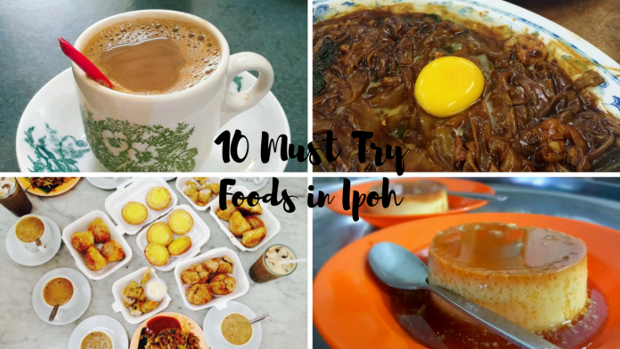 10 delicious foods you can't afford to miss in